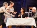Chuzpe von Lily Brett ann den Hamburger Kammerspielen, Fotoprobe am 23.01.2015, Premiere am 25.01.2015, Regie Henning Bock